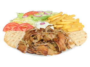 Piatto Kebab Pui
