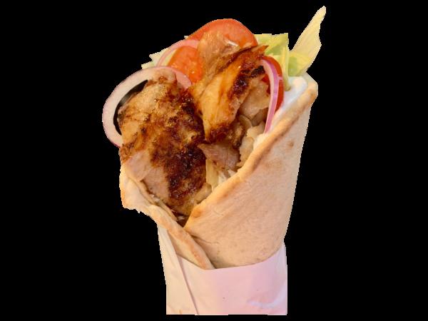 Roll Kebab Mixt